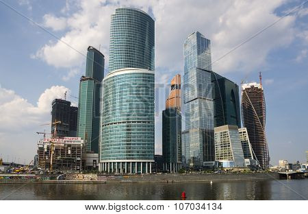 Moscow City
