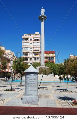 San Rafael Plaza, Fuengirola.