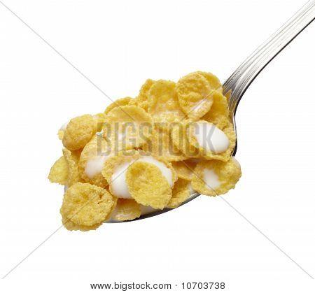 Corn Flakes Cereals Muesli Food