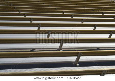 Rows Of Bleachers
