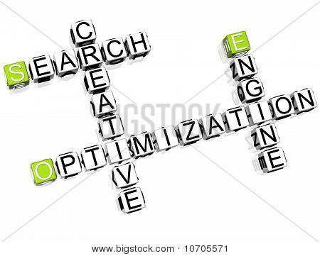 Seo Marketing Crossword