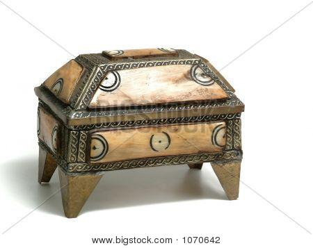 Safe Box Made In Bone