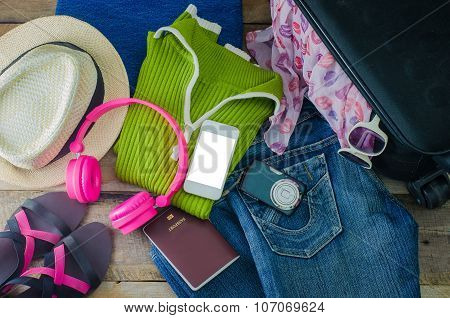 Travel accessories,