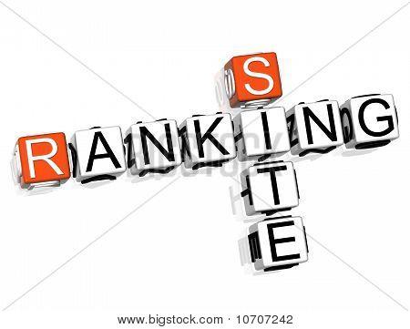 Ranking sitio Crucigrama
