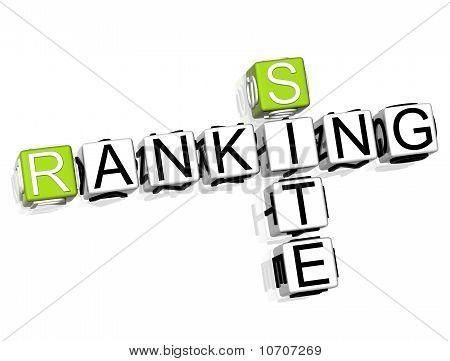 Ranking Site Crossword