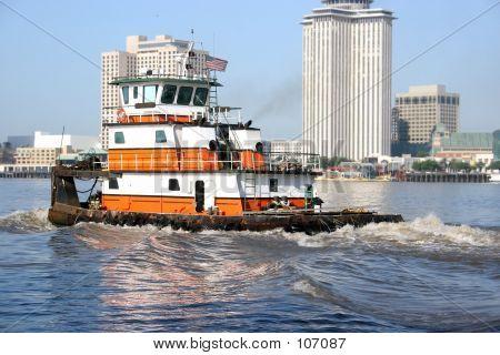 River Tug