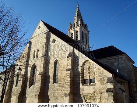 Church Saint Christophe