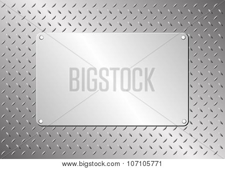 Metal Plaque