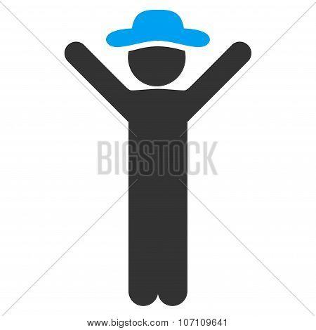 Happy Spy Icon