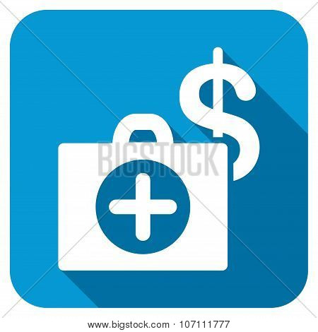 Payment Healthcare Longshadow Icon