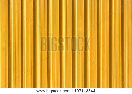Yellow Zinc Texture