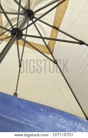 Stylish Canvas Sunshade