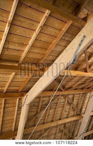 Pine Wood Framework