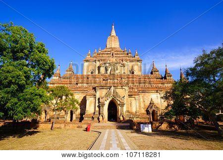 Sulamani Temple Bagan, Myanmar