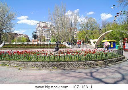 Rostov-on-don, Gorky Park