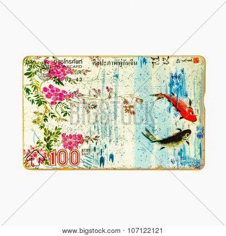 Thailand Telephone Card