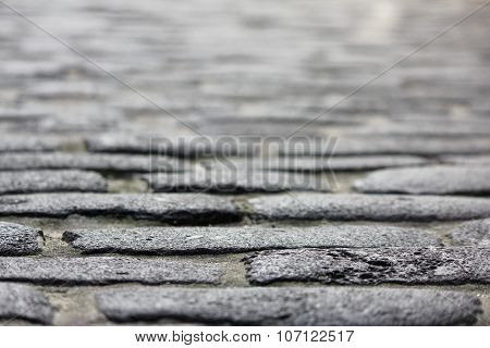 Macro Cobbled Style Pavement 1