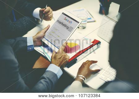 Business Team Meeting Organization Corporate Concept