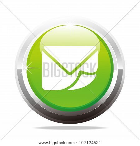 Logo mail contact message