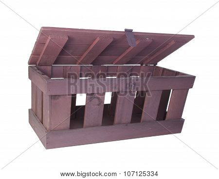 Hinged Crate