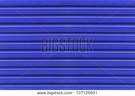 Blue Zinc Texture