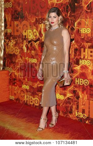 LOS ANGELES - SEP 20:  Trace Lysette at the HBO Primetime Emmy Awards After-Party at the Pacific Design Center on September 20, 2015 in West Hollywood, CA