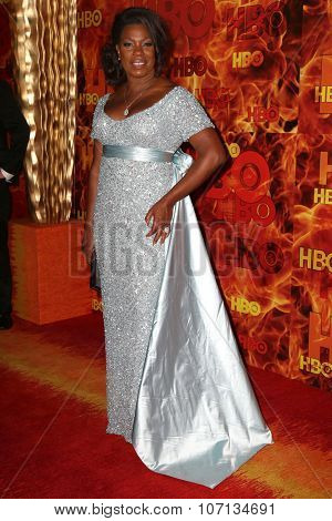 LOS ANGELES - SEP 20:  Lorraine Toussaint at the HBO Primetime Emmy Awards After-Party at the Pacific Design Center on September 20, 2015 in West Hollywood, CA