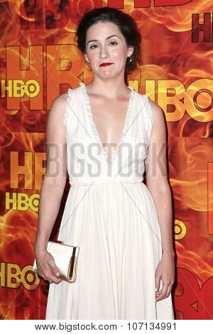 LOS ANGELES - SEP 20:  Shannon Woodward at the HBO Primetime Emmy Awards After-Party at the Pacific Design Center on September 20, 2015 in West Hollywood, CA