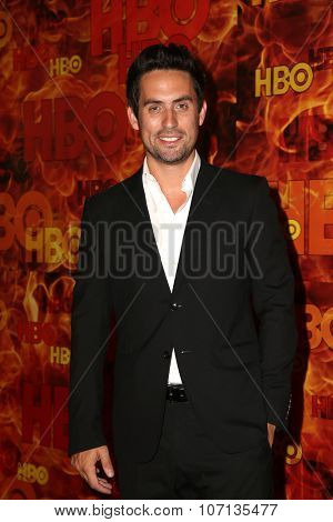 LOS ANGELES - SEP 20:  Ed Weeks at the HBO Primetime Emmy Awards After-Party at the Pacific Design Center on September 20, 2015 in West Hollywood, CA