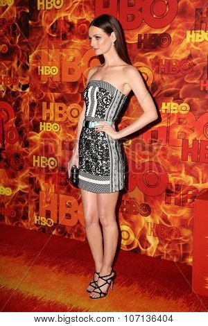 LOS ANGELES - SEP 20:  Lydia Hearst at the HBO Primetime Emmy Awards After-Party at the Pacific Design Center on September 20, 2015 in West Hollywood, CA