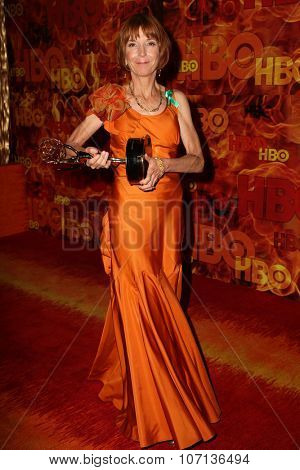 LOS ANGELES - SEP 20:  Jane Andrews at the HBO Primetime Emmy Awards After-Party at the Pacific Design Center on September 20, 2015 in West Hollywood, CA