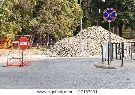 Repair The Road