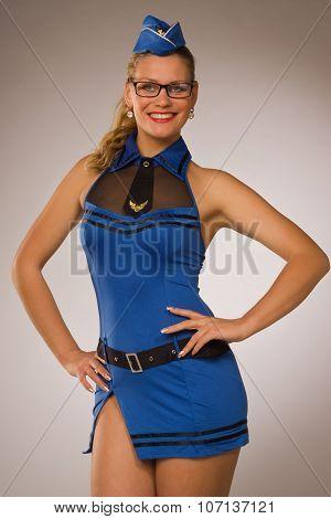 Sexual Stewardess