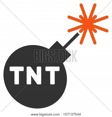 Tnt Bomb Icon
