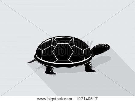 icon turtle.