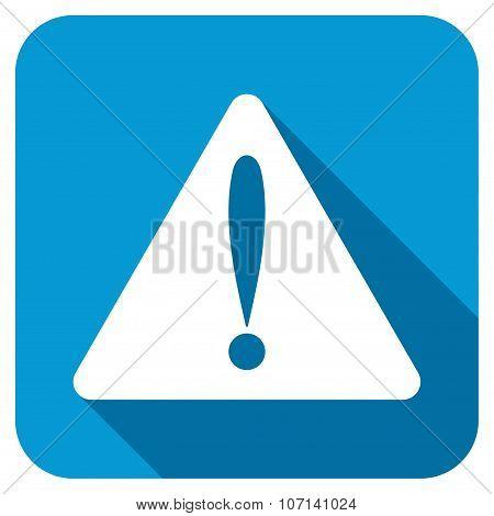 Warning Error Longshadow Icon