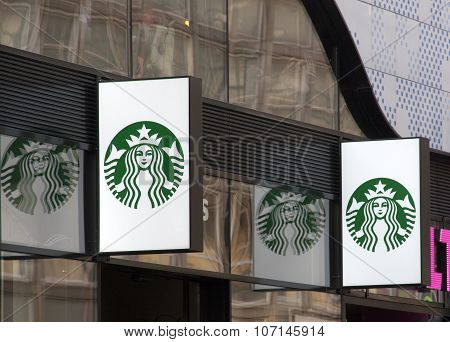 Startbucks Company Coffee Restaurant