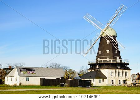 The Big Old Mill