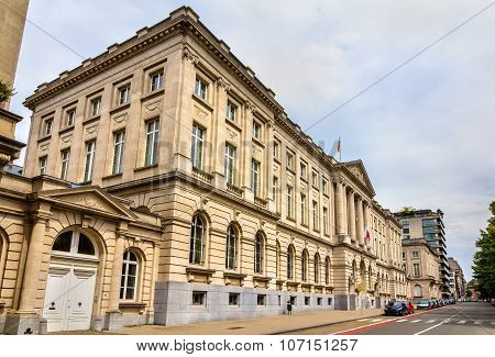 Royal Military Academy In Brussels - Belgium