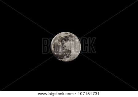 Full Moon 2014
