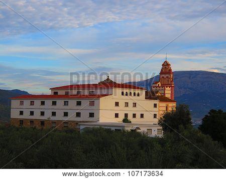 Convent Of Alora Patron Saint, Flores
