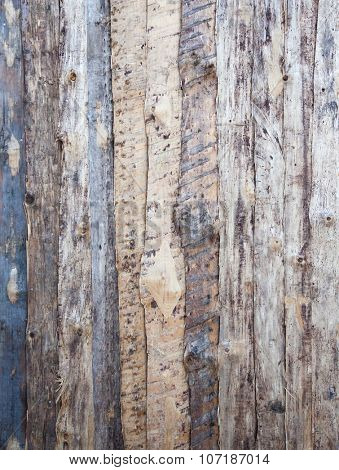 Old weathered wooden background concept