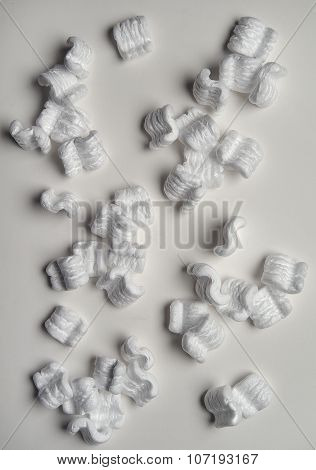 Polystyrene Packing Chips