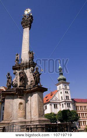 Loket-Rathaus