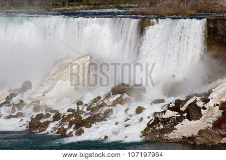 Power Of The Niagara