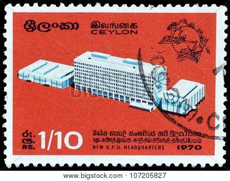 Ceylon 1970