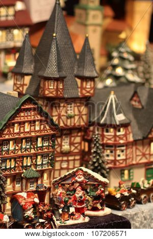 Beautiful Toy Buildings