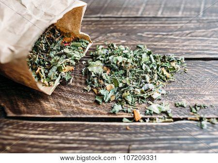 Dried Herbal.