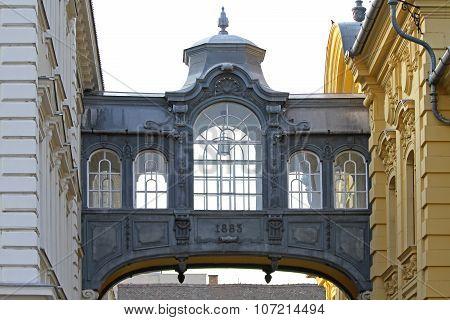 Bridge Of Sighs Szeged