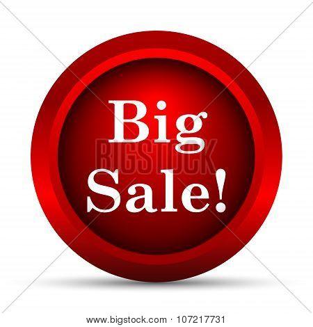 Big Sale Icon